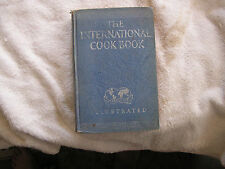 The International Cook Book Illustrated 1929