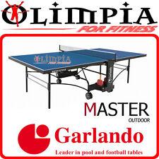 Garlando TAVOLO da PING PONG ( tennis tavolo ) per ESTERNO - MASTER OUTDOOR