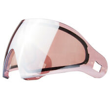 DYE I4 Paintball Thermal Maskenglas (Rose/Silver)