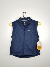 Sunice Sport Mens Weather Resistant Blue Golf Vest Jacket Wind Breaker Size XL