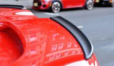 REAR SPOILER FINS SET BLACK MINI GENUINE JCW Cooper S F55 F56 51192339041