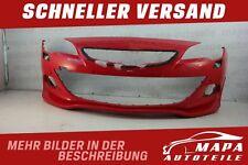 Opel Astra J IV GTC IRMSCHER Stoßstange Vorne mit Spoiler Original SRA PDC