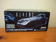 More details for aoshima aliens 1/72 scale armored personnel carrier diecast model set new