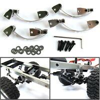 4Tlg Metall Lifting Lugs + Stahlplatte Für 1/16 WPL B1 B14 B24 B16 B24 C24 RC