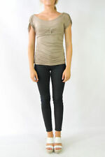Country Road Jersey Solid Clothing for Women