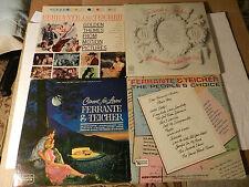 Ferrante & Teicher INSTANT Collection ! pt 3  9 LPs Great Records!!