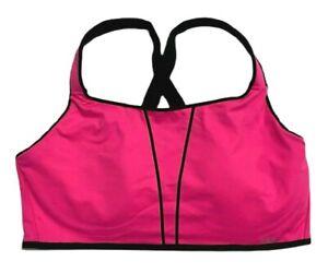 Victorias Secret The Ultimate Cross Train Max Support Underwire Sport Bra Pink