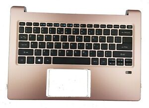 Acer Swift SF113-31 Pink Palmrest Cover Top Case QWERTY US Keyboard 6B.GPRN5.001