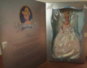 45th Anniversary Wedding Cinderella 1995 Barbie Doll - Damaged Box