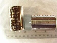 3 Nippon Chemi-Con KMH 470UF 450V 105C Snap-In Electrolytic Capacitors