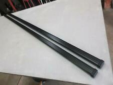 Thule Square Bar Evo 135  2 Pc Roof Rack Load Bars 712400 - Missing One End Cap