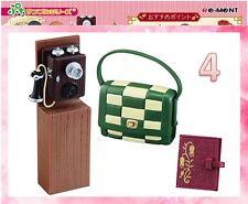 Re-ment Miniature Dollhouse Japan Japanese Modern Girl rement set No.04