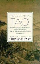 The Essential Tao (Essential (Booksales))