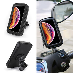Universal Motorcycle MTB Bike Bicycle Handlebar Mount Holder For Cell Phone New