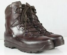 More details for genuine surplus british forces iturri brown gore-tex lined boots leather grade1