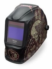 Lincoln Electric Viking 2450 Graveyard Shift Auto Darkening Weld Helmet K3099-3