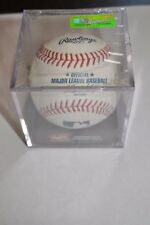 Official Major League Baseball Rawlings Authentic collection Bud Selig New Cube