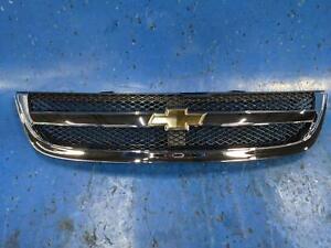 Chevy Chrome Grill Assy Radiator 95015354 Nubira Lacetti Forenza