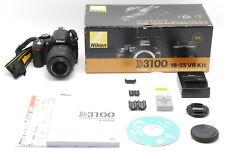 Nikon D D3100 14.2MP Digital SLR Camera -  (Kit 18-55mm Lens) shots 1802 JAPAN