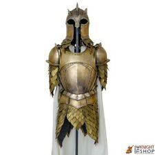 medieval King's Guard Armour Set Game Of Thrones Full Armor Suit Replica