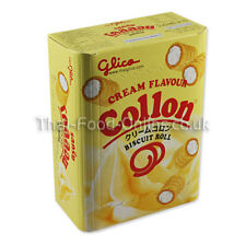 3 x Collon biscuit roll (cream) 54g by Glico *** UK Seller - Quick Delivery ***