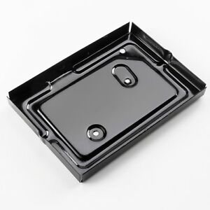 1948 CHRYSLER BRAND NEW BATTERY TRAY MOPAR POWDER COATED BLACK TOWN & COUNTRY