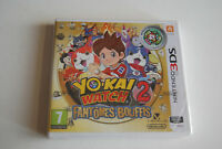 YO-KAI WATCH 2 FANTOMES BOUFFIS NINTENDO 3DS