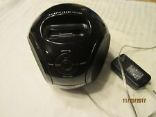 Sharper Image iSphere Ipod Speaker System With Power Adaptor