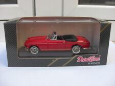 BMW 503 cabrio 1959 red Detailcars 253 MIB 1:43 502 507 Bristol BEAUTIFUL RARE