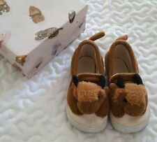 Animal Trax, Children's Shoes, Buffalo, Size 6