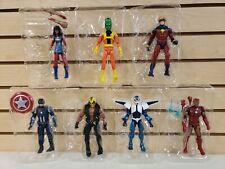 Lot Set of 7 Marvel Legends Avengers Gamerverse Abomination Wave Loose NEW