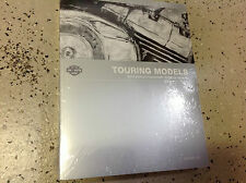 2010 Harley Davidson TOURING Road King Street Glide Service Shop Repair Manual