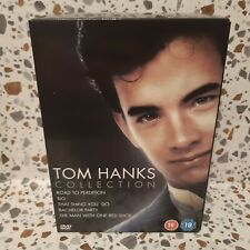Tom Hanks Collection [DVD], Very Good DVD, Road to Perdition, Big etc