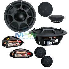 """NEW MOREL ELATE TI 903 8-3/4"""" 3-Way TITANIUM CAR AUDIO COMPONENT SPEAKER SYSTEM"""