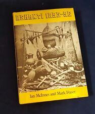 Military History Book: Ashanti 1895-96, by Ian McInnes and Mark Fraser, 1987.