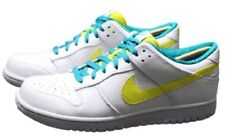 Nike Dunk Low LO plat premium sneaker LEATHER NEUF gr:38, 5 White/Yellow Force