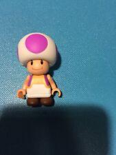 Mario Knex Figure Pink Mushroom/Toad