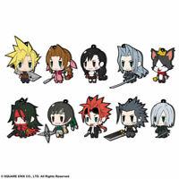Square Enix Final Fantasy Intercambio Correa de Goma Ff VII Edición 10Pack Caja