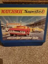 Matchbox Superfast Carry Case & 45 Cars