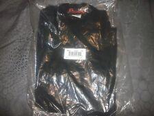 Prestige Tactical Wear Black BDU Shirt Ripstop Cotton Blend Military NWT Mens S