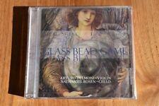 JMR-15---Music For A Glass Bead Game - Delmoni + Rosen - 1997 USA SEALED!