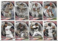 2019 Topps Perennial All Stars Lot (30) Diff Mike Trout Aaron Judge See Pics!