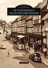 USLAR SOLLING 50er Niedersachsen Stadt Geschichte Bildband Bilder Buch Fotos AK