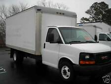 Truck Box For Sale >> Box Trucks Cube Vans For Sale Ebay