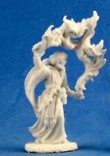 1 x AARON CONJUROR - BONES REAPER figurine miniature d&d rpg wizard mage 77222