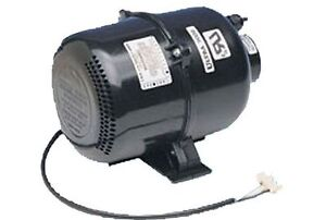 Spa & hot tub ULTRA 9000 BLOWER 1HP 120V w/ AMP 4-pins plug from Air Supply