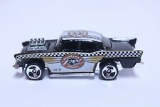 Hot Wheels '57 Chevy Bel Air Very Nice Taxi Service W/ Sp3 All Small Wheels