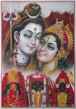 """Lord Shiva Devi Parvati * Kali Kaali Maa - Big POSTER - 20""""x28"""""""