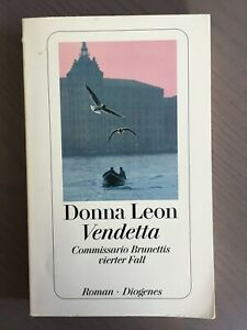 Buch: Vendetta (1998) - Donna Leon - Taschenbuch