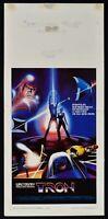 Plakat Tron Walt Disney Jeff Bridges Bruce Boxleitner Science Fiction N60